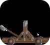 Game Catapult destruction