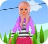 Игра Одевалка: Девушка на горнолыжном курорте