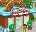 Игра Папа Луи: Пончики (Пончиковая папы)