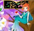 Игра Одевалка: Фея