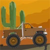 Игра Гонка по пустыне