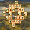 Игра Доисторический маджонг