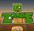Игра Время стать зомби