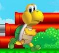 Игра Черепаха в поисках Марио