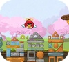 Game Angry Birds - share eggs