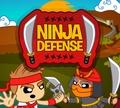 Игра Оборона ниндзя