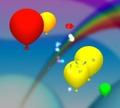 Игра Рождественский клик: Популярные воздушные шары