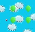 Игра Воздушный шар-шутер