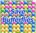 Игра Сохранить бабочек