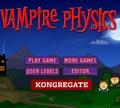 Игра Вампиры