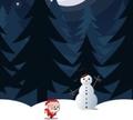 Игра Рождество Флаппи
