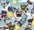 Игра Медведи-варвары