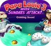 Game PAPA LOUIE 3: WHEN SUNDAES ATTACK!