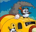 Игра Безжалостные панды