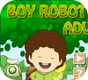Игра Приключения мальчика и робота