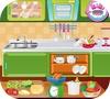 Игра Кики: найти посуду