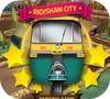 Игра Рикша в городе