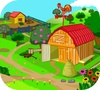 Игра Даша спасает ферму