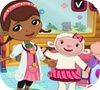 Game  Doc McStuffins Fixing Lambi