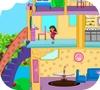 Game  Dora Doll House Decor