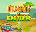 Игра Ковбой VS Марсиане