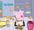 Игра Свинка Пеппа: Уборка комнаты