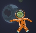 Игра Космический рикошет