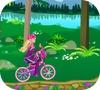 Игра Барби на велопрогулке 2