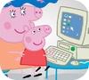 Игра Свинка Пеппа за компьютером