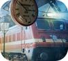 Игра Поиск предметов: Путешествие на поезде