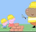 Игра Новый дом свинки Пеппы