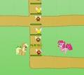 Игра Дружба-это Чудо: Лошадки против монстров