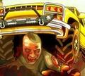 Игра Зомби на шоссе