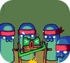 Игра Зелёный ниндзя