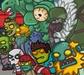 Игра История города Зомби