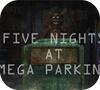 Игра Паркинг: Пять ночей