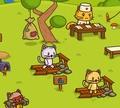 Игра Коты - ударная сила: Лига