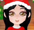 Игра Одевалка: Наряд для рождества