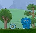 Игра НАкорми слона