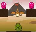 Игра Убрать динозавров