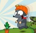 Игра Крот-огородник
