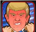 Игра Драка с Трампом