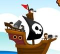 Игра Охотник на пиратов