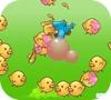 Игра Цыплята и пузыри