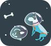Игра Собаки в космосе 2