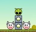 Игра Коровы против пришельцев