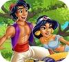 Game Jasmine and Aladdin Kissing