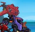 Игра Роботизированный заезд 2