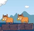 Игра Чумовые коровы