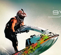 Игра Гидроцикл: Натиск волны